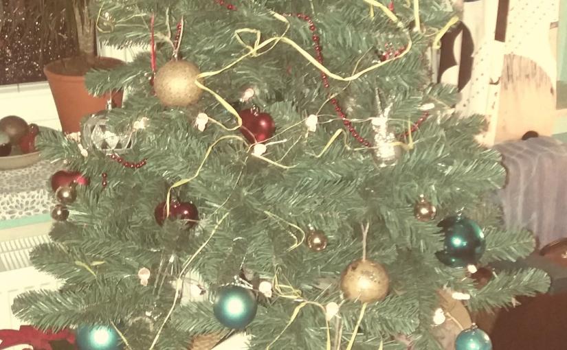 Bijna kerst …